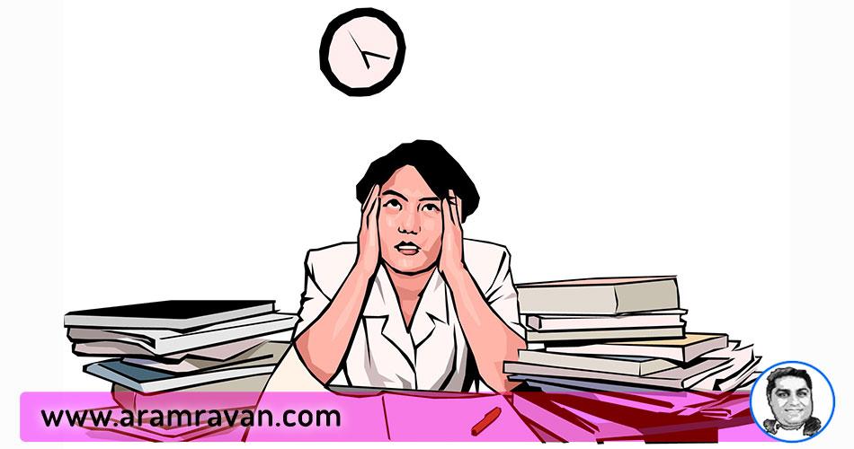 چگونه استرس نداشته باشیم